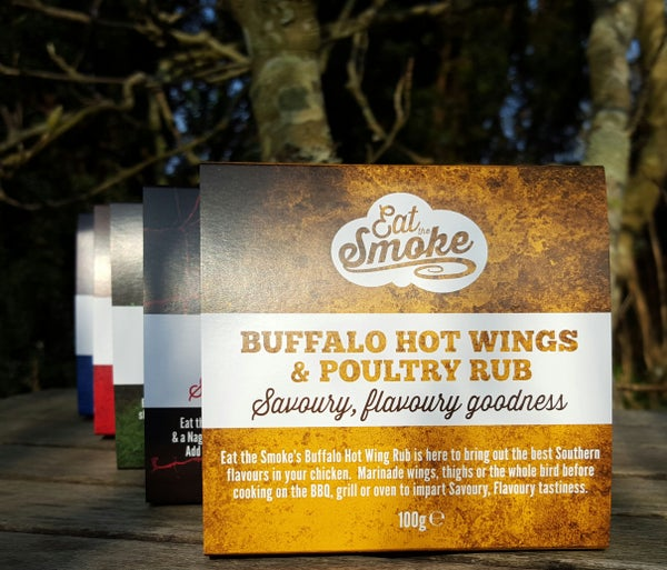 Image of Buffalo Hot Wing & Poultry Rub