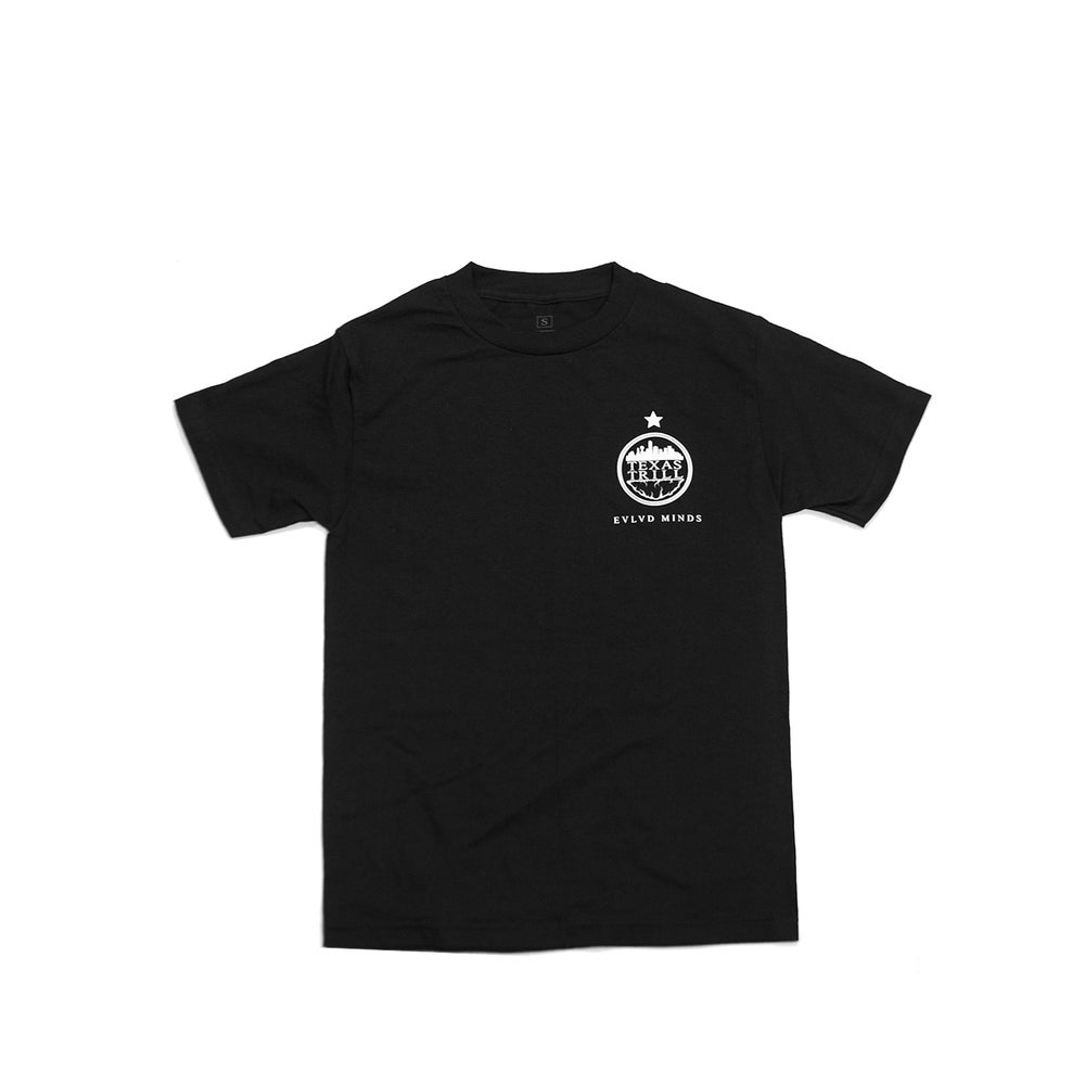 Image of Texas Trill (blk/wht)