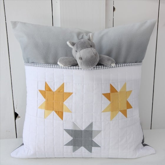 Image of Ombre Sunshine Pillow