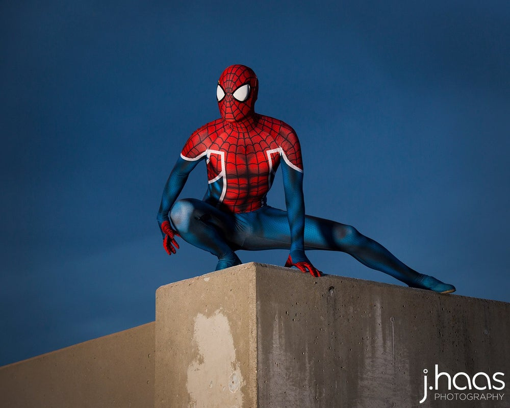 Image of   Spider-UK