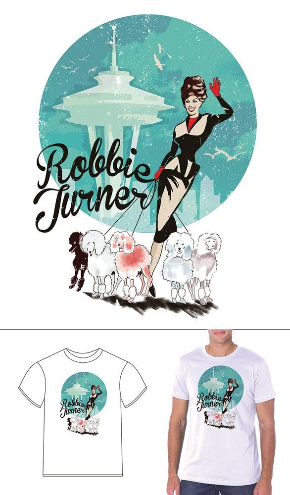 Image of Robbie Turner Poodle Tee