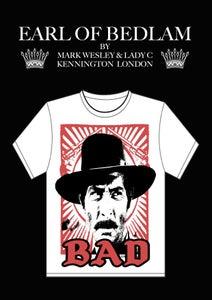 Image of GOOD BAD AND UGLY BAD T-SHIRT