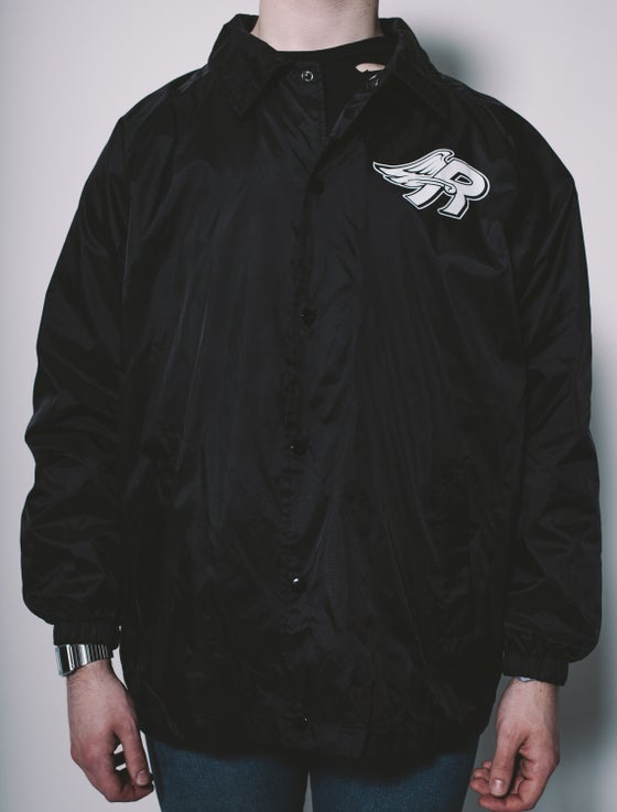 Image of Anti-Incrowd Jacket Black