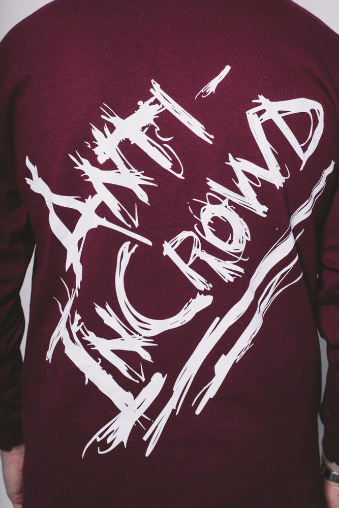 Image of Anti-In Crowd tee