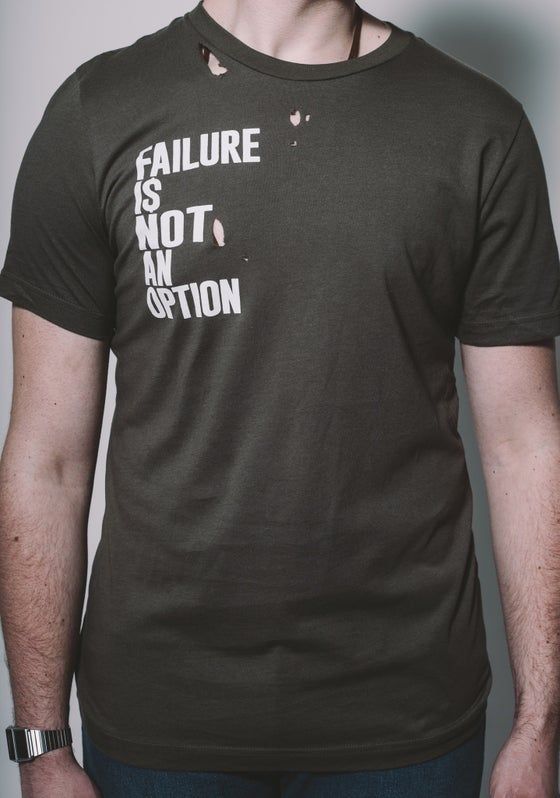 Image of Failure Army Tee