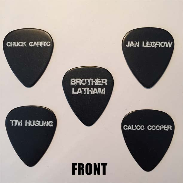 "Image of BEASTO BLANCO - 2016 ""Guitar Pick Pack"" + BAND PHOTOS"