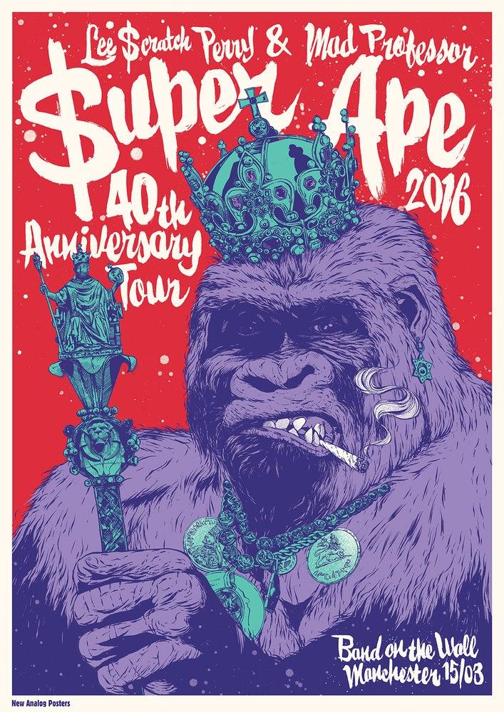 Image of Super Ape 40th Anniversary Tour