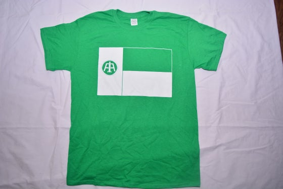Image of Green Texas Flag Tee (SXSW 2016)