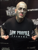 Image of LOWPROFILE RECORDS T-SHIRT