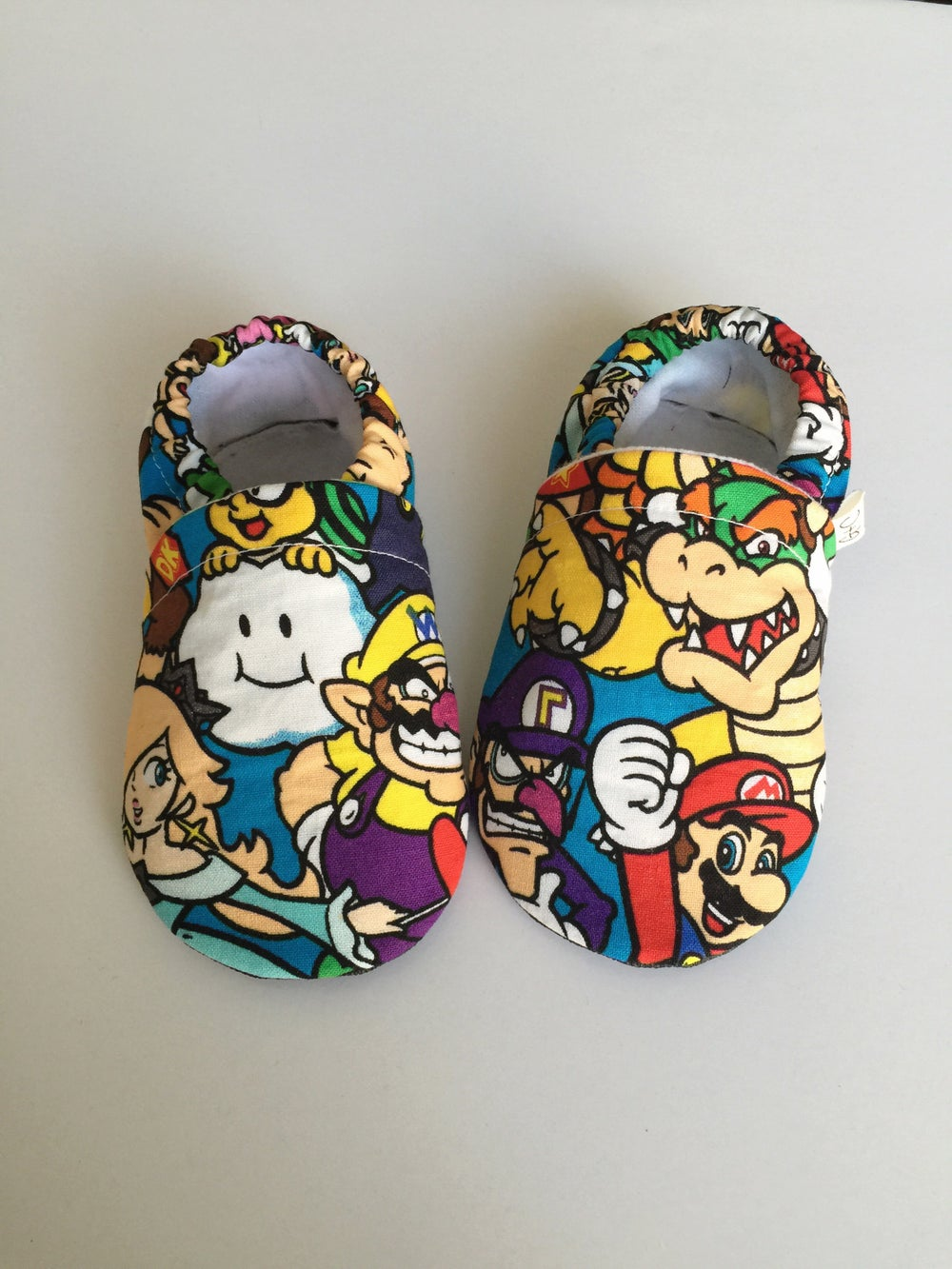 Image of Mario!