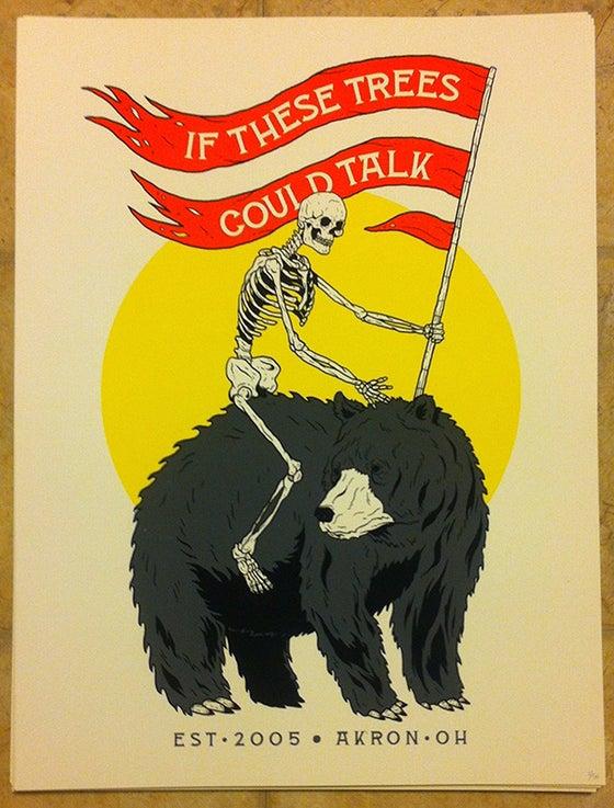 Image of ITTCT Bear Poster