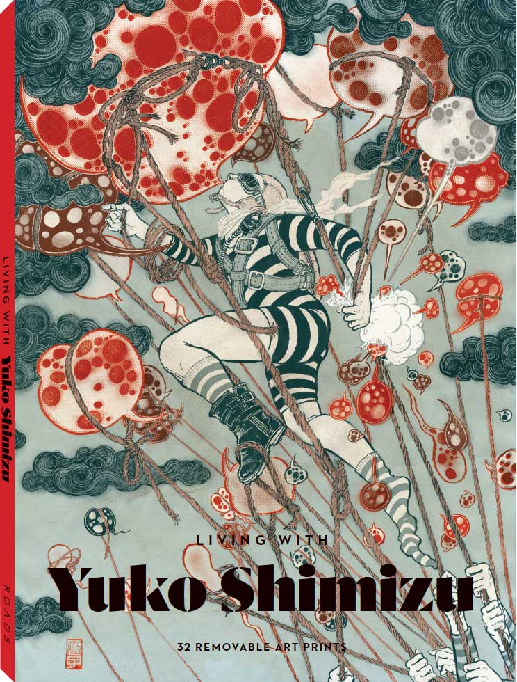 Image of MONOGRAPH: Living with Yuko Shimizu