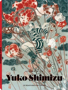 Image of NEW BOOK: Living with Yuko Shimizu