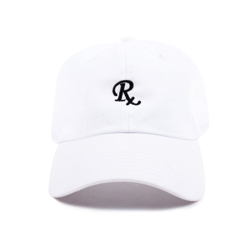 Image of  RX Low Profile Sports Cap - White