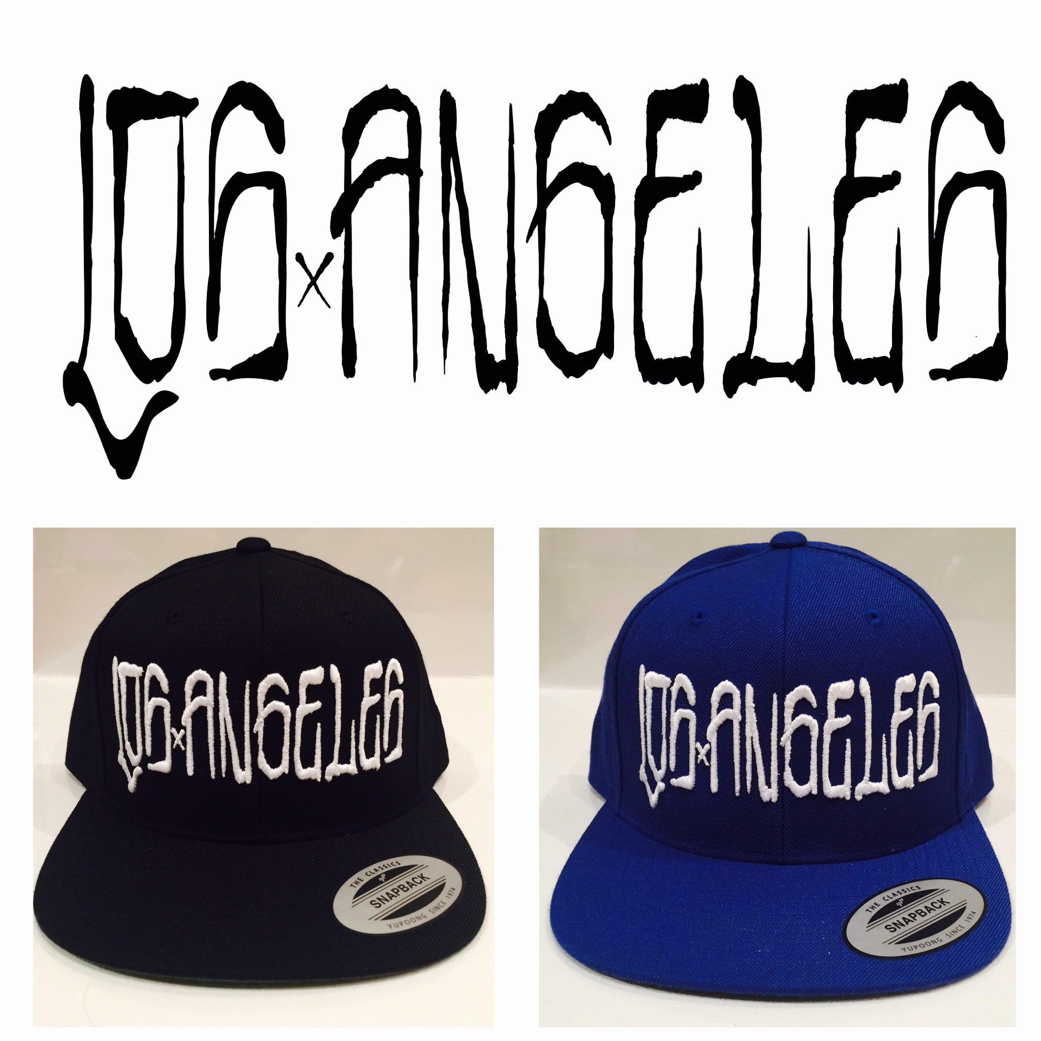 Los Angeles Tattoo Font Mas Chingon Clothing