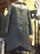 "Image of A ""Bit of Tail"" ladies coat"