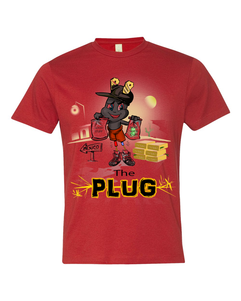 "Image of ""The Plug"" Red Alert"