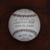 Image of Japanese University League Ball