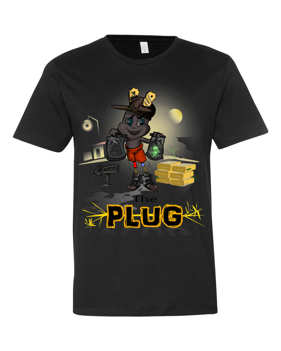 "Image of ""The Plug"" Black Out"