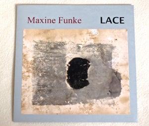 Image of MAXINE FUNKE ~ LACE ~ lp (TIME-LAG 062)