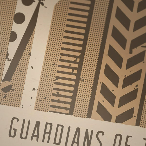 GUARDIANS - Sorry.