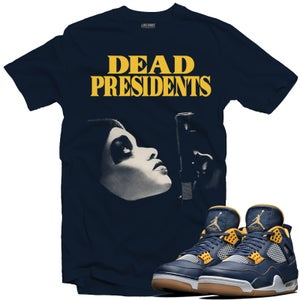 """Image of LIKE MIKE """"Dead Presidents"""" Dunk From Above"""