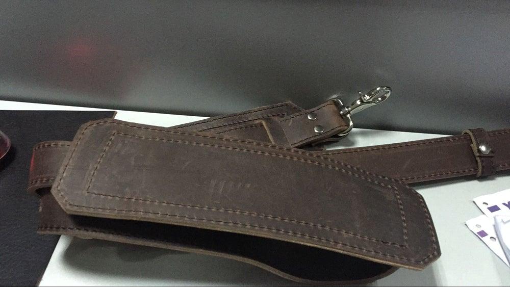 Image of shoulder strap