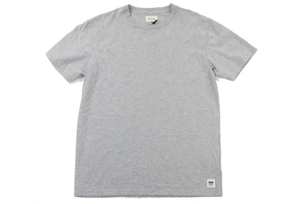 Image of wood wood basic tee, brand new