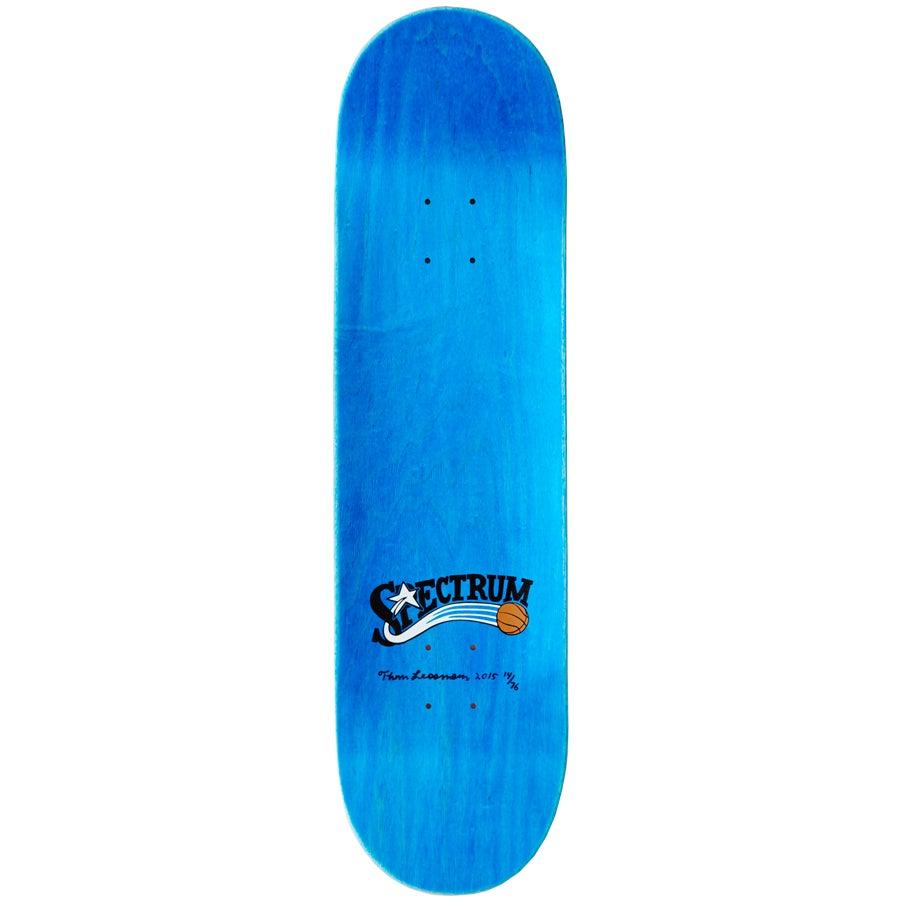 Image of Spectrum Skateboard Co. - THOM LESSNER deck