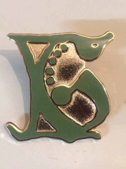 "Image of Ghostlimb ""Logo Pin"" $5"