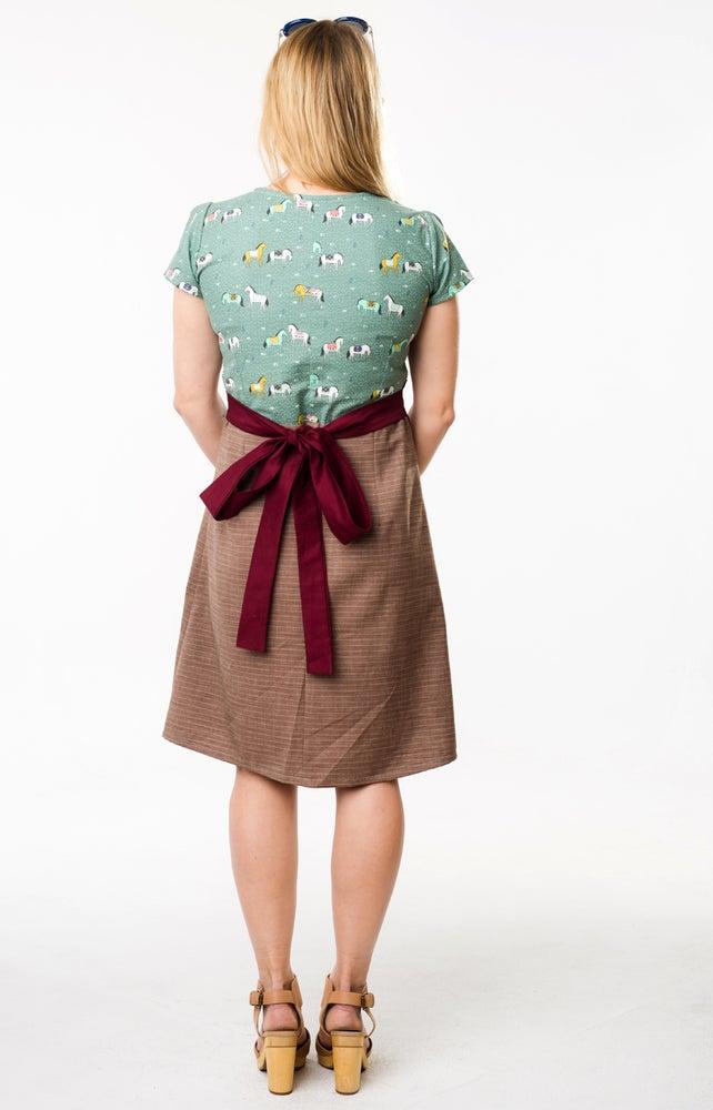 Image of Farmhouse Dress: Wild Horses