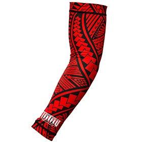 Image of Sharkskin Sleeve Red/Black