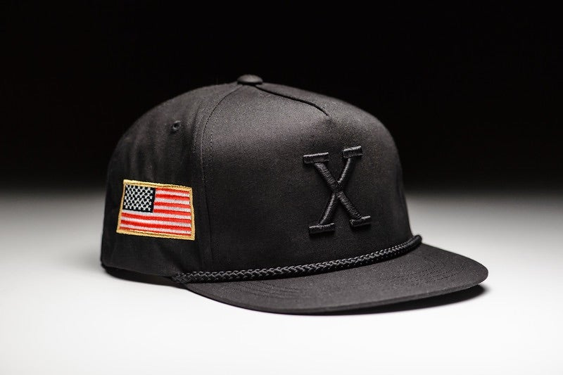 Image of X Retro 2.0 Tonal - Triple Black