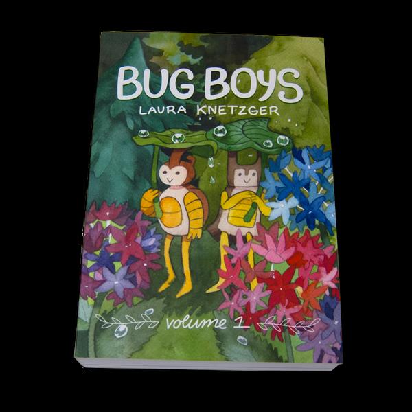 Image of Bug Boys vol. 1