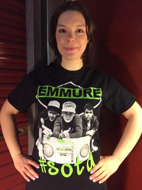 """Image of EMMURE """"BEASTIE"""" SHIRT"""