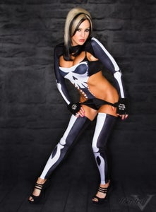 "Image of Velvet Sky ""Punisher"" 8x10 Photo"