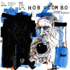 Image of HOBOCOMBO - Moondog's 99 Step Sequencer (2015)