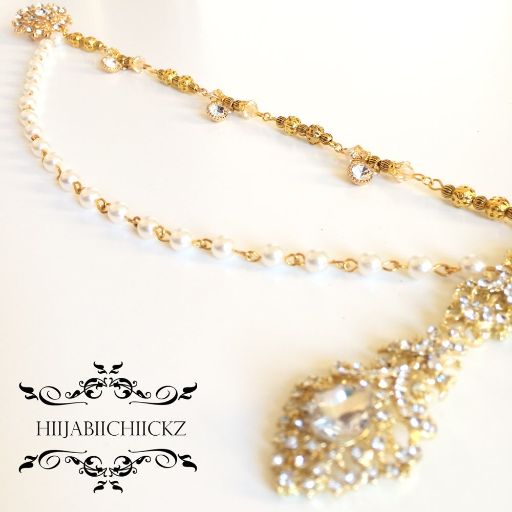 Image of | S A J N A | Back Chain