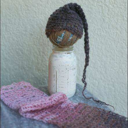 Image of Wrap & Elf Hat Set