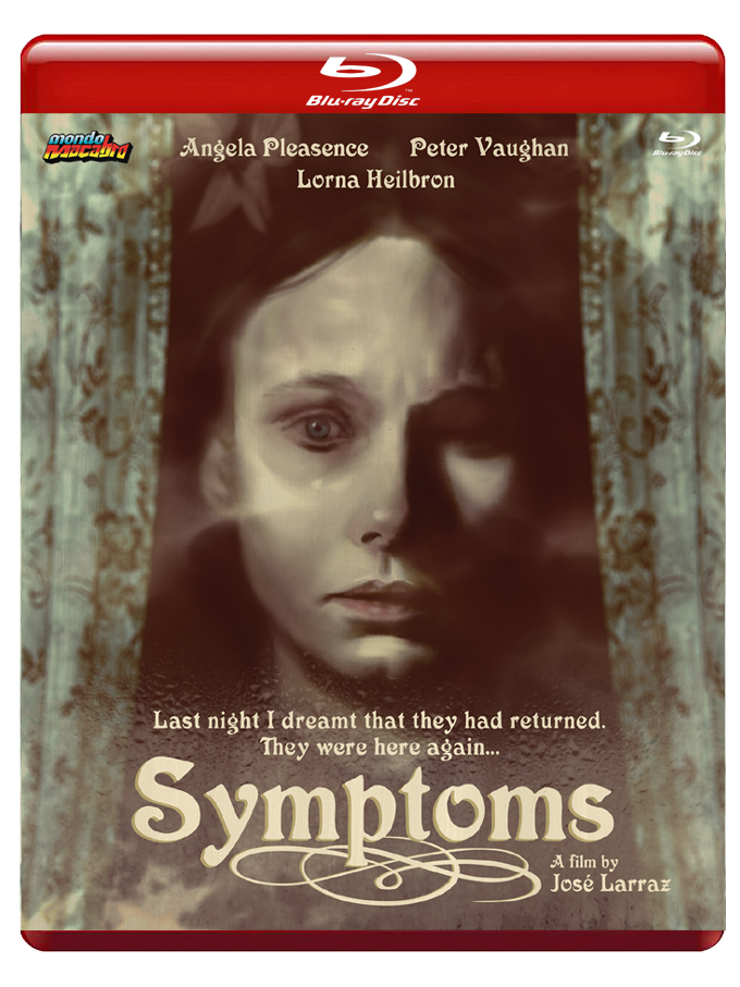 Image of SYMPTOMS - Two-Disc Limited Edition
