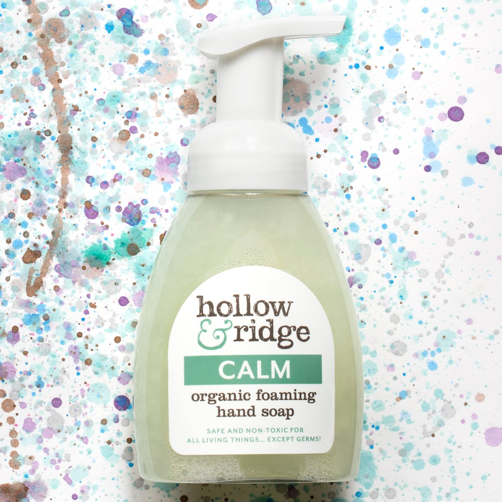 Image of Organic Foaming Hand Soap | Calm