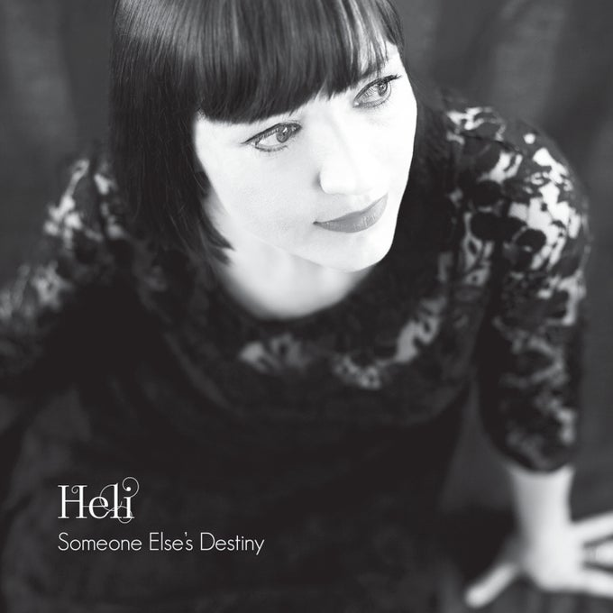 Image of Heli Puhakka - Someone Else's Destiny [EP] CDR