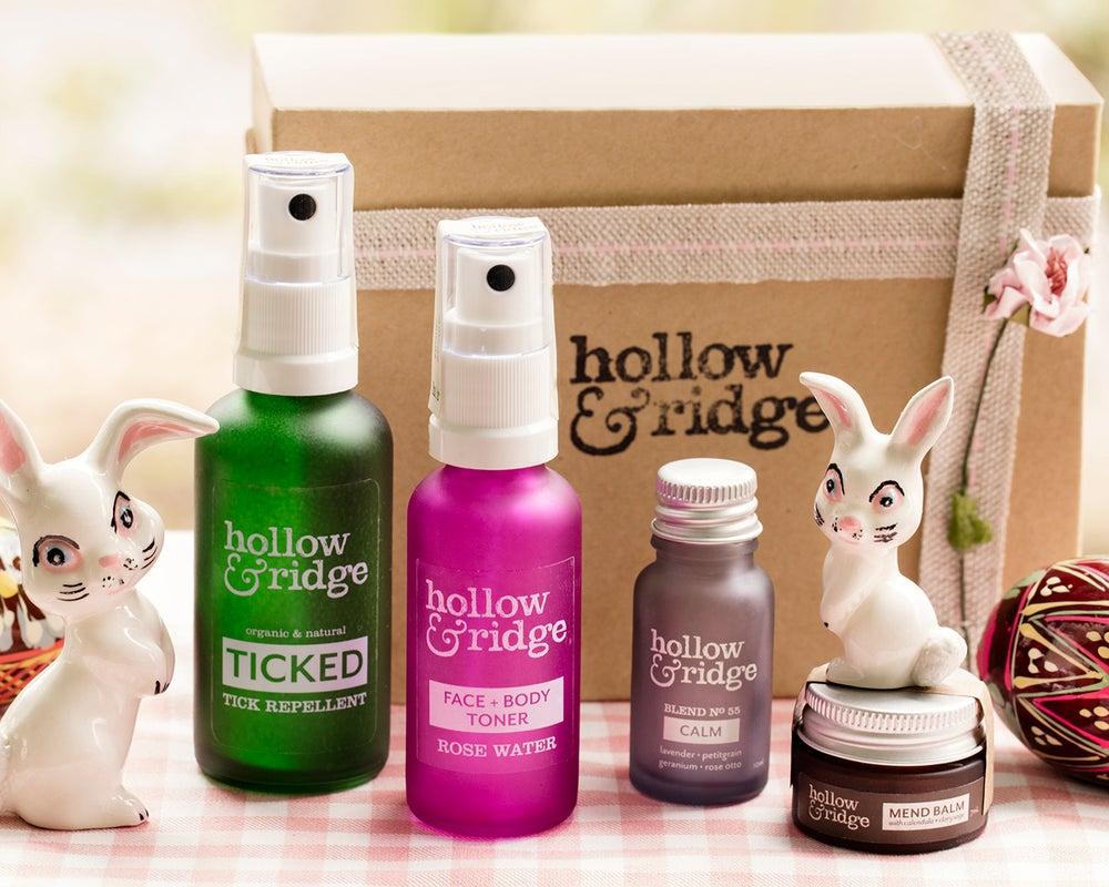 Image of SPRING!! Organic gift set Sale