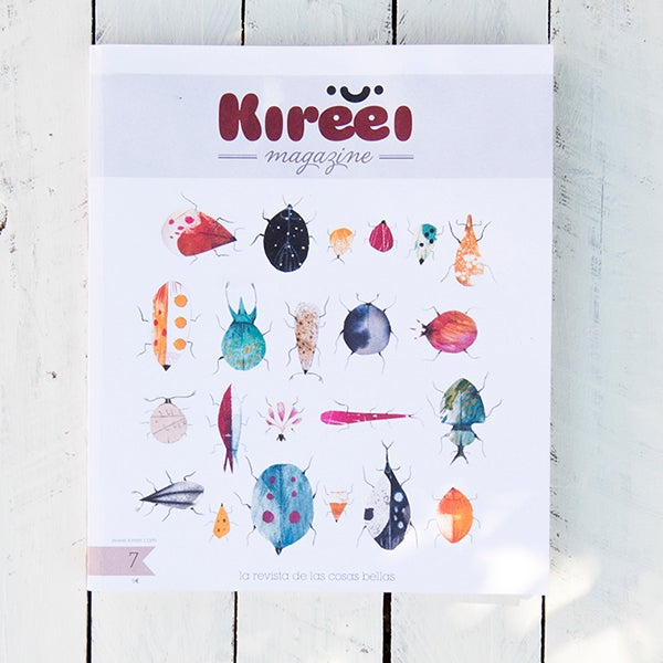 Image of Kireei Magazine. Numero 7