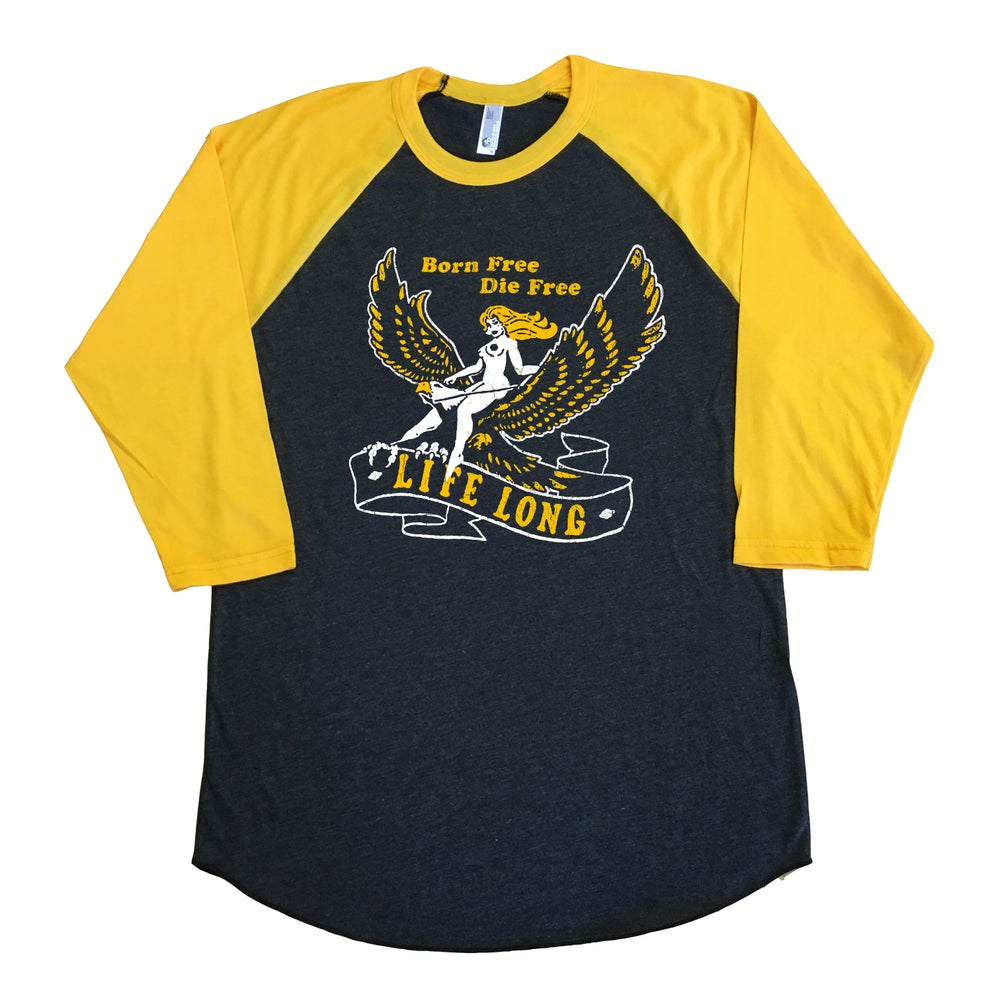 Image of BORN FREE RAGLAN