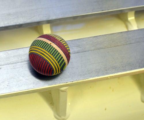 Image of Rastaply w/ Maple Stripe
