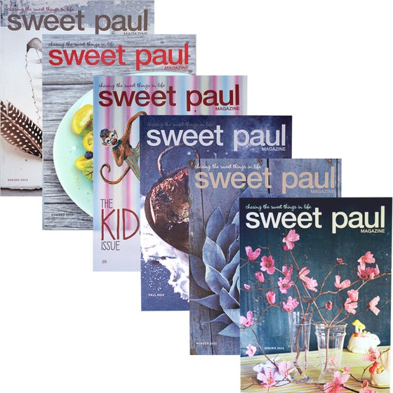 Image of Sweet Paul