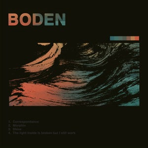 """Image of BODEN """"one-sided"""" LP"""