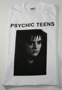 Image of Lydia Deetz shirt, White