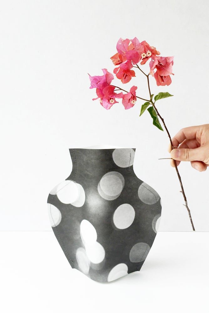 Image of Popup Vase - City